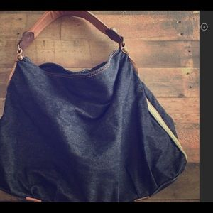 Retro Gap Denim Bag